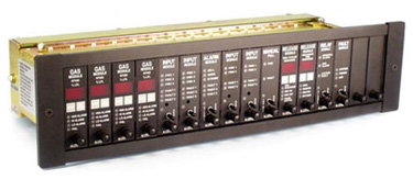 Onguard 800 Series Gas and Fire Control Panel - A Modular Special Hazard Safety System